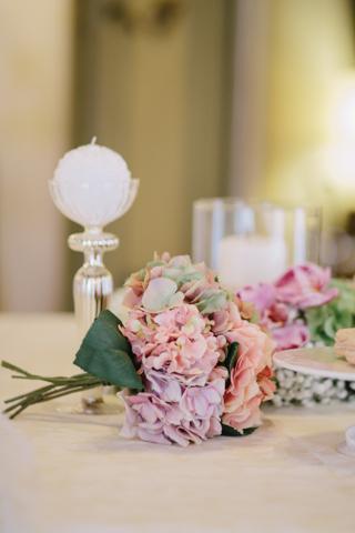 bouquet e allestimento matrimonio